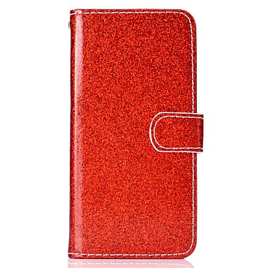 Con Custodia chiusura unita Resistente pelle magnetica iPhone X iPhone X 06878015 sintetica Integrale iPhone per iPhone Tinta Apple iPhone 8 8 Glitterato 8 Per Plus r40qrY