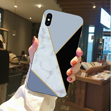 iPhone Fantasia Effetto Custodia iPhone 8 iPhone retro Apple Transparente X iPhone iPhone 06878430 8 Per Plus marmo TPU 8 Per Morbido disegno X per xPPfwaCq0