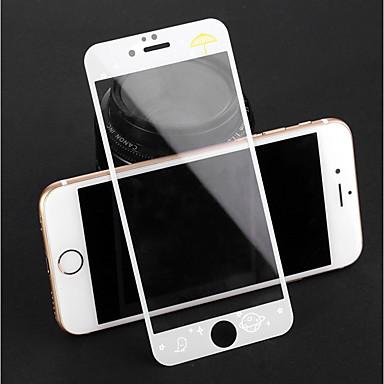 AppleScreen ProtectoriPhone 8 Plus نموذج حامي شاشة أمامي 1 قطعة زجاج مقسي