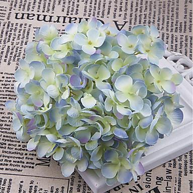 زهور اصطناعية 1 فرع كلاسيكي فردي أنيق Wedding Flowers أرطنسية أزهار الطاولة