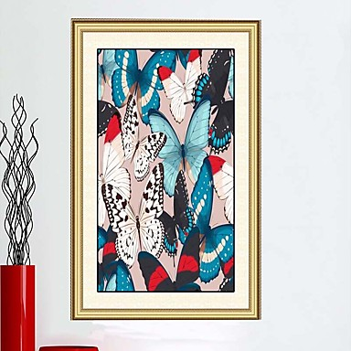 لواصق حائط مزخرفة / ملصقات الكلمة - لواصق مناظر طبيعية / فوتوغرافي غرفة الجلوس / داخلي
