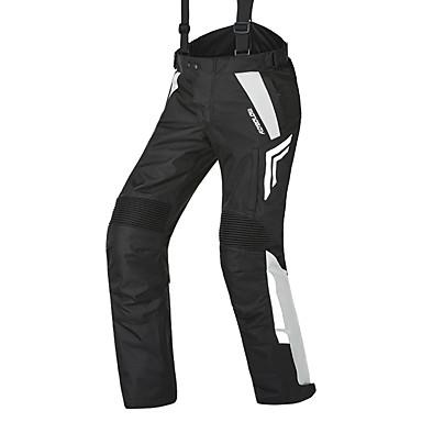 MOTOBOY ملابس نارية بنطلونات إلى الجميع قماش اكسفورد كل الفصول ضد الماء / مقاومة للاهتراء / حماية