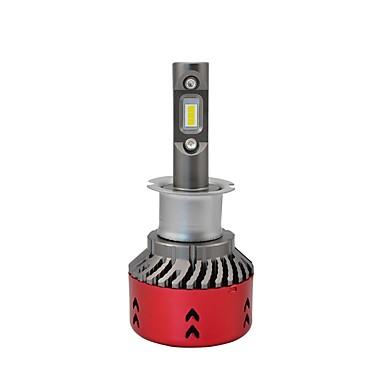 Factory OEM 2pcs H3 سيارة لمبات الضوء 35 W SMD LED 4800 lm LED أضواء الداخلية من أجل فولفو / فولكسواجن جميع الموديلات كل السنوات