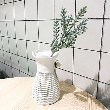 زهور اصطناعية 1 فرع كلاسيكي الحديث المعاصر أسلوب بسيط نباتات