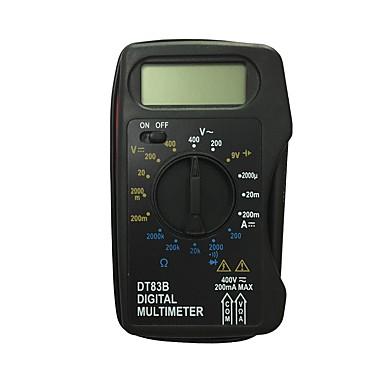 dt83b lcd يد رقميّ رقميّ يستعمل لبيت وسيارة