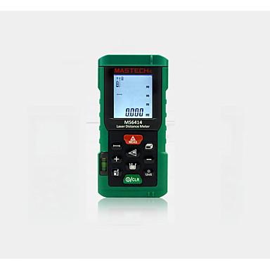 mastech ms6414デジタルレーザーレンジファインダー精度レーザー距離計40m +/- 2mmエリアボリュームテープ距離測定ツール