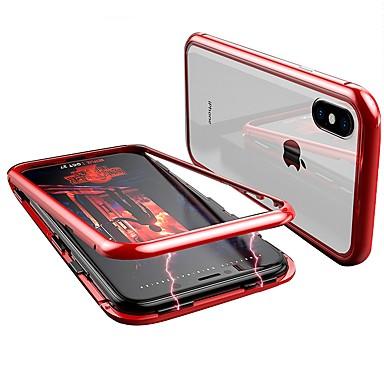 iPhone Custodia per 8 Tinta iPhone Plus calamita Per Vetro Integrale iPhone Apple 8 Resistente 8 temperato 06913799 unita X iPhone X iPhone A wwTFx6q