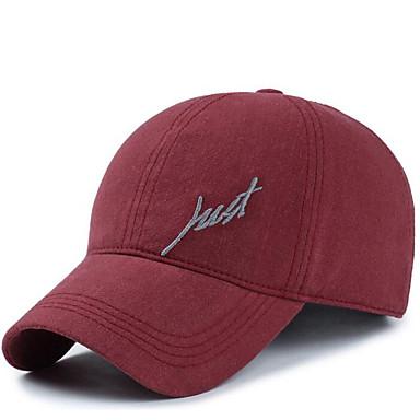 قبعة البيسبول طباعة رجالي أساسي