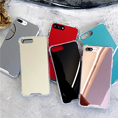 468a65d4d4 Case For Apple iPhone X / iPhone XS Max Shockproof / Mirror Back Cover Solid  Colored Hard Acrylic for iPhone XS / iPhone XR / iPhone XS Max 6925746 2019  – ...