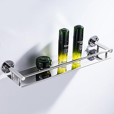 رف الحمام تصميم جديد / كوول الحديث الفولاذ المقاوم للصدأ / الحديد 1PC مثبت على الحائط