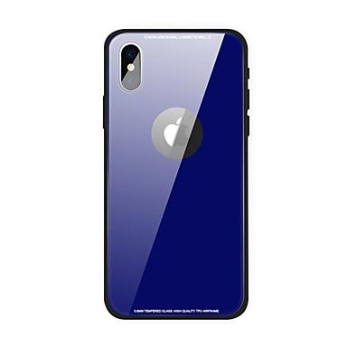 Resistente iPhone iPhone Plus retro Tinta 8 Resistente 8 X Per Per unita A urti iPhone specchio agli X Custodia 06916234 per Apple Vetro temperato 8 iPhone iPhone gYxSpq1