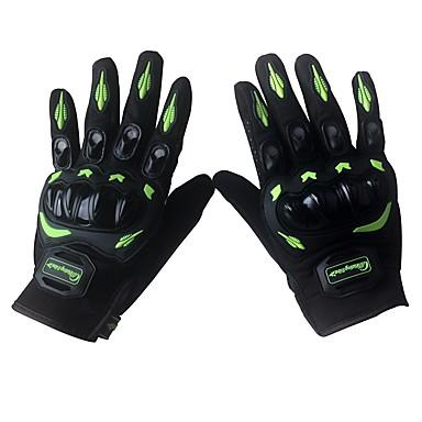 верховая езда летняя зима полный палец мотоцикл перчатки gants moto luvas мотокросс кожа мотоцикл guantes moto racing перчатки