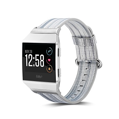 זול שעוני גברים-עור אמיתי צפו בנד רצועה ל Apple Watch Series 4/3/2/1 כסף 23cm / 9 אינץ ' 2.1cm / 0.83 אינצ'ים