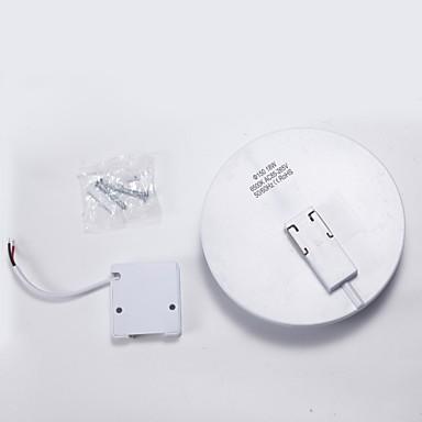 1PC 18 W 1800 lm 96 الخرز LED سهولة التثبيت أضواء LED أبيض 85-265 V المنزل / مكتب غرفة الجلوس / الضيوف غرفة النوم