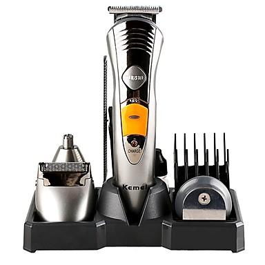 Kemei Trimmer za kosu za Muškarci i žene 220 V / 230 V New Design / Low Noise / Ručni dizajn