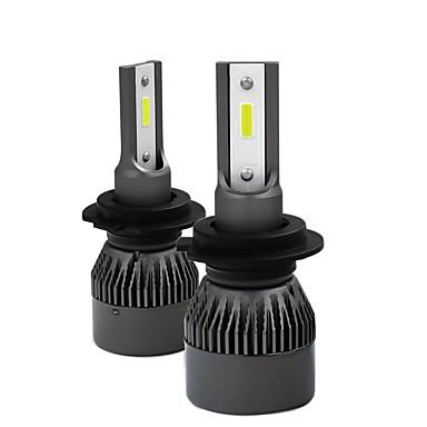 voordelige Autokoplampen-OTOLAMPARA 2pcs H10 / H9 / H7 Automatisch Lampen 40 W Krachtige LED 4000 lm 2 LED Koplamp Voor Volkswagen / Toyota / Peugeot Polo / Camry / Astra 2018 / 2017