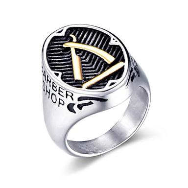 Ανδρικά Γλυπτό Δαχτυλίδι - Τιτάνιο Ατσάλι Νυχτερίδα 017908a7a4d