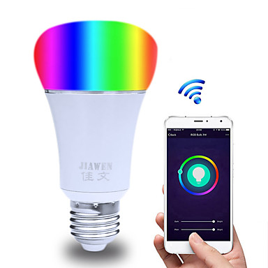 cheap Smart Lights-LITBest Smart Lights XW021027 for Living Room / Study / Bedroom Smart / APP Control / Timing Function WIFI 85-265 V