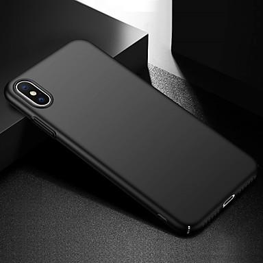 pokrowiec na jabłko iphone xr xs xs max matowa tylna okładka jednolity kolorowy twardy komputer dla iphone x 8 8 plus 7 7plus 6s 6s plus se 5 5s