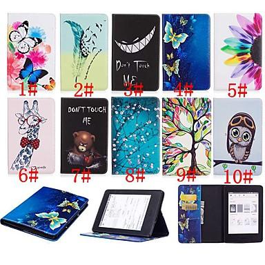Custodia Per Amazon Kindle PaperWhite 4 Resistente agli urti / Con supporto / Fantasia / disegno Integrale Farfalla / Fantasia
