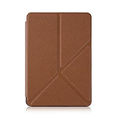Etui Til Amazon Kindle PaperWhite 4 Stødsikker / Auto Sove / Vågne Fuldt etui Ensfarvet Hårdt PU Læder for Kindle PaperWhite 4