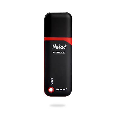 Netac 64GB chiavetta USB disco usb USB 3.0 Involucro in plastica Cuboidi Resistente all'acqua / Criptato / Resistente agli urti U903