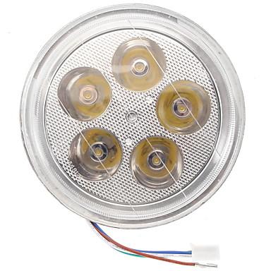 voordelige Motorverlichting-1 Stuk Motor Lampen 25 W 1200 lm 5 LED Koplamp Voor motorfietsen Alle Modellen Alle jaren