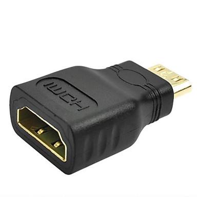 HDMI 1.4 アダプター, HDMI 1.4 に HDMI 1.4 アダプター オス―メス 1080P ショート(20cm以下)