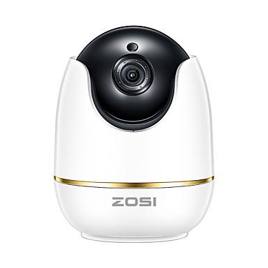 zosi® ip kamera 2mp 1080p hd pan / tilt / zoom trådløs wifi sikkerhed overvågningssystem tovejs audiobaby / barnevogn / kæledyr overvåge indendørs / udendørs