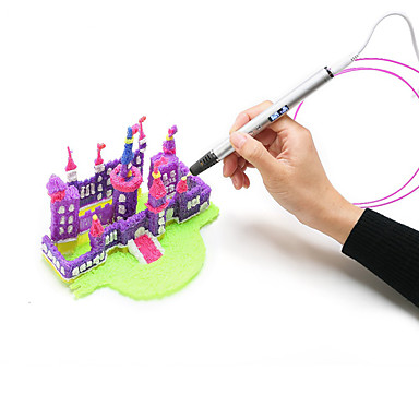 DEWANG D7 3D Printing Pen for Cultivating stereo thinking / as Children's gift