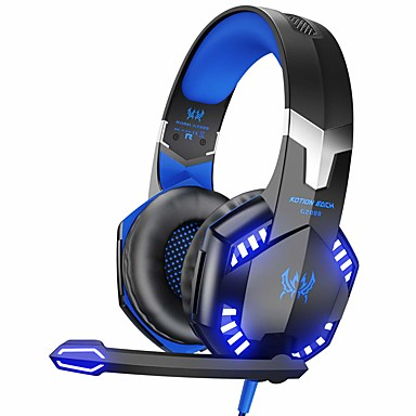 95b8465f1ef KOTION EACH G2000 Stereo Gaming Headset for Xbox One PS4 PC,Surround Sound  Over-