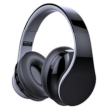 abordables Cascos y Auriculares-LITBest Auricular sobre la oreja Bluetooth 4.2 Viajes y entretenimiento Bluetooth 4.2 Cool