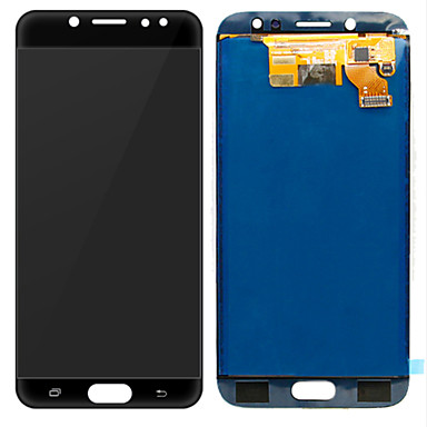 cheap Creative Accessories-For Samsung Galaxy J7 Pro 2017 J730G J730 J730F LCD Display Touch Screen Digitizer Assembly With Repair Tools