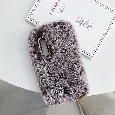 voordelige iPhone-hoesjes-hoesje Voor Apple iPhone XS / iPhone XR / iPhone XS Max DHZ Achterkant dier Zacht tekstiili