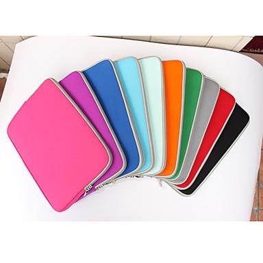 Manche Couleur Pleine Toile pour MacBook Air 11 pouces / MacBook Pro 15 pouces avec affichage Retina / New MacBook Air 13