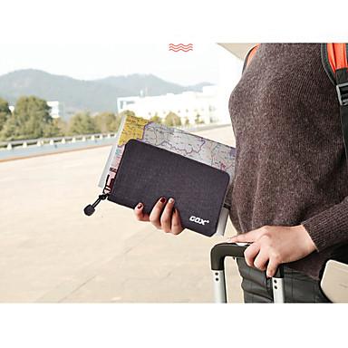 economico Sicurezza in viaggio-Borsa da viaggio / Portadocumenti Portatile / Accessori per valigia / Multi-funzione Nylon 20*13*3 cm cm