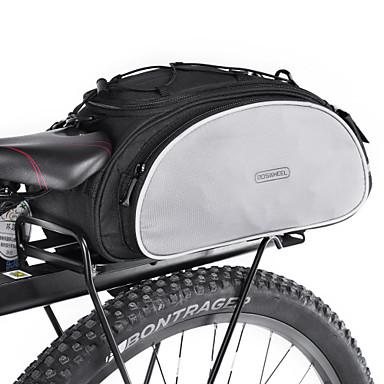 bb4639cd09 Rosewheel 13 L Bike Rack Bag Reflective Waterproof Water Bottle Pocket Bike  Bag Polyester Bicycle Bag