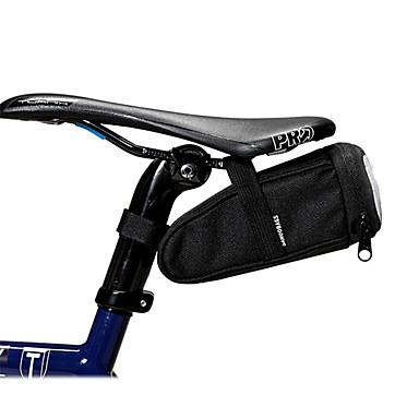 SAHOO حقيبة السراج للدراجة مقاوم للماء مكتشف الأمطار شرائط عاكسة حقيبة الدراجة 600D بوليستر حقيبة الدراجة حقيبة الدراجة أخضر الدراجة