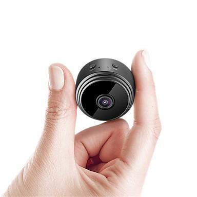 ieftine Camere IP-Cameră mini wireless 32g tf card hd app 25fps p2p ip wifi camera 1080p detectare mișcare nocturnă 2 mp securitate ip camera de interior suport 64 gb / cmos / 50/60 / iphone os / android