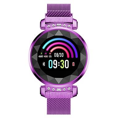 BoZhuo BM88 Women Smart Bracelet Smartwatch Android iOS Bluetooth Waterproof Heart Rate Monitor Blood Pressure Measurement Calories Burned Information Pedometer Call Reminder Sleep Tracker Sedentary