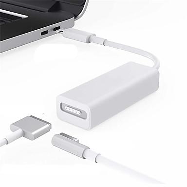 halpa Kaapelit ja adapterit-C-tyypin 어댑터 <1m / 3ft pikalataus ABS + PC USB-kaapelisovitin Käyttötarkoitus Macbook / Samsung / Huawei
