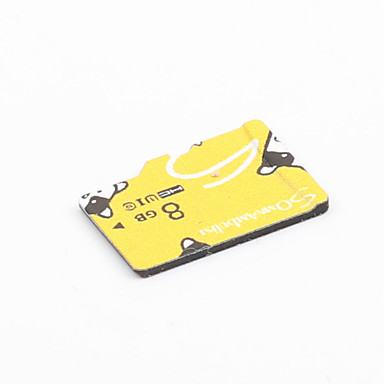 LITBest 32GB Micro SD kort TF Card hukommelseskort Class10 卡通中性橙卡