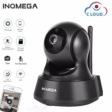 preiswerte IP-Kameras-INQMEGA IL-HIP329G-1M-AI 1 mp IP-Kamera Innen Unterstützung 128 GB / PTZ / CMOS / Kabellos / Dymatische IP Adresse / Android