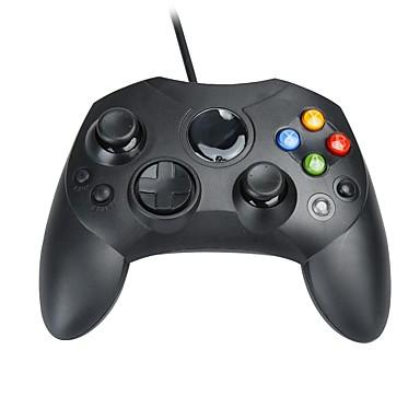 olcso Xbox 360 tartozékok-vezetékes vezérlő 2-es típus a Microsoft régi generációs xbox konzol videóinak