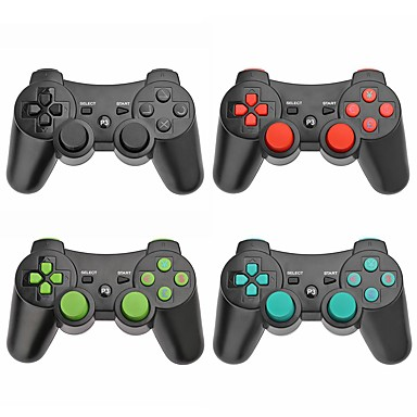 olcso PS3 tartozékok-vezeték nélküli vezérlő sixaxis joypad távoli a Sony Playstation 3 dualshock számára