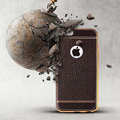 Недорогие Кейсы для iPhone-Кейс для Назначение Apple iPhone XS / iPhone XR / iPhone XS Max Защита от удара / Защита от влаги / Покрытие Кейс на заднюю панель Однотонный Мягкий ТПУ