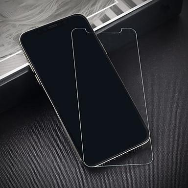 voordelige iPhone screenprotectors-AppleScreen ProtectoriPhone XS Max High-Definition (HD) Voorkant screenprotector 1 stuks Gehard Glas