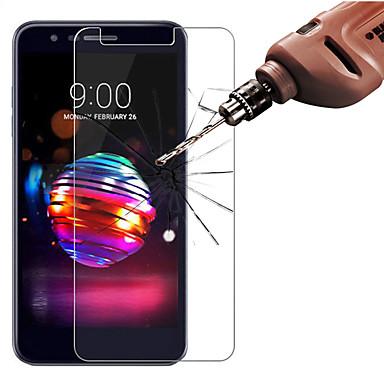 ieftine Protectoare Ecran de LG-2pcs hd ecran de protecție ecran de sticlă pentru lg k10 (2018) / g3 / g4 / g5 / g6 / g7 / v30 / nexus 5x / q6 / q7 / stylus 2 / v10