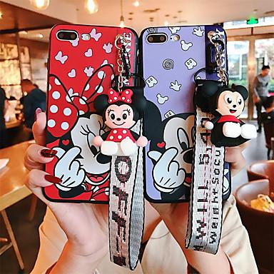 voordelige iPhone-hoesjes-case voor apple iphone xr / iphone xs max patroon achterkant cartoon zachte tpu voor iphone x xs 8 8 plus 7 7 plus 6 6 plus 6 s 6 s plus
