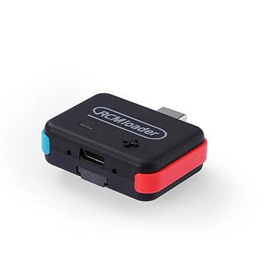 olcso Videojáték tartozékok-rcm betöltő rcm hbl hasznos terhelő archív átalakító kompatibilis a nintend kapcsolóval